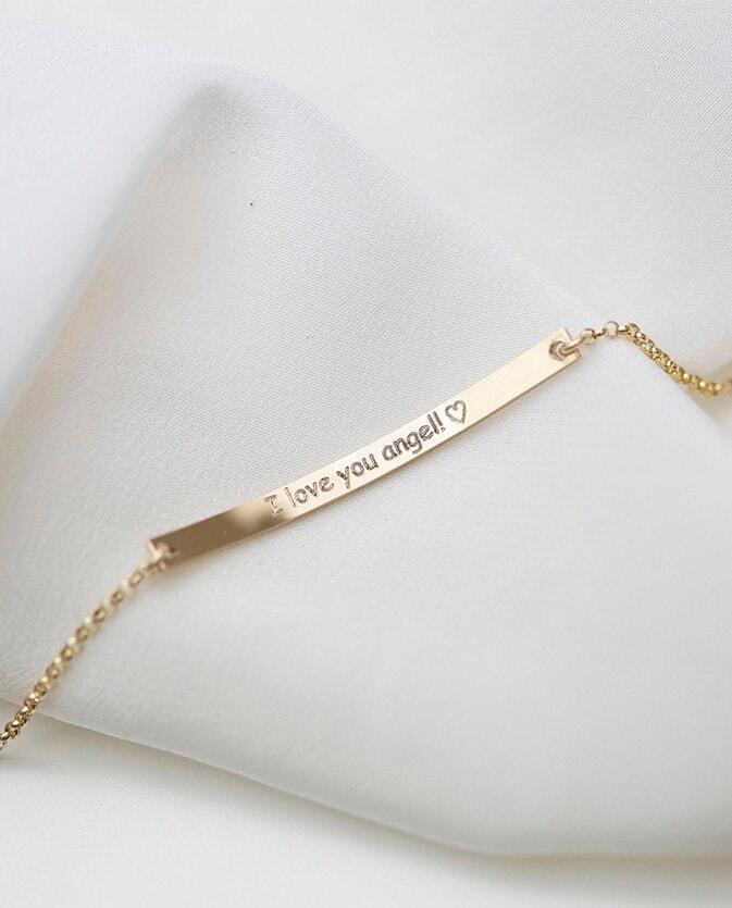 Personalized Page Bracelet 20200917