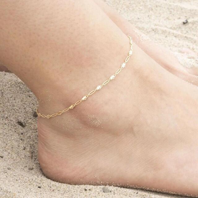 出色的小眾魅力 腳鍊時尚燃起回歸熱潮